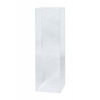 Sockel aus Plexiglas 30 x 30 x 100 cm