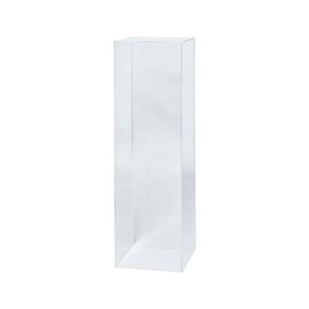 Sockel Plexiglas, 40 x 40 x 100 cm (LxBxH)