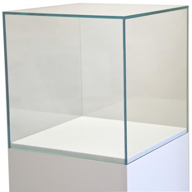 Glashaube, 30 x 30 x 30 cm (LxBxH)