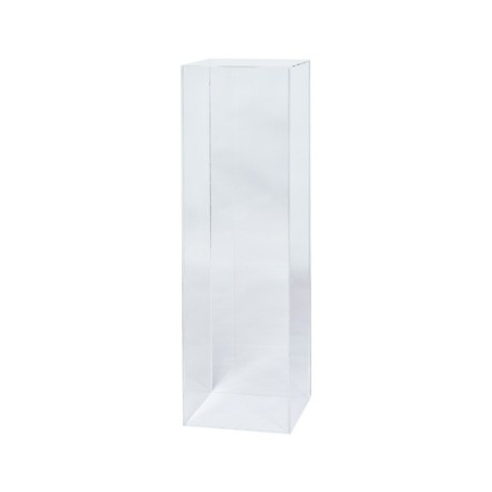 Sockel Plexiglas, 35 x 35 x 100 cm (LxBxH)