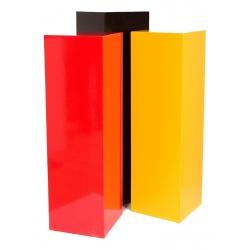 galeriesockel sockel md farbe saeulen aus mdf nach farbe. Black Bedroom Furniture Sets. Home Design Ideas