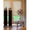 Galeriesockel matt-schwarz, 60 x 60 x 100 cm (LxBxH)