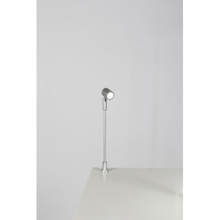 LED-Spot, Type 1, 216 mm, 6000k (kaltweiß), 1W, Silber (pro Stück)