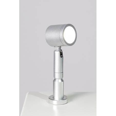 LED-Spot, Type 9, Silber (pro Stück)