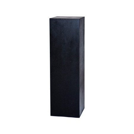Galeriesockel Stone-Optik, 30 x 30 x 100 cm (LxBxH)