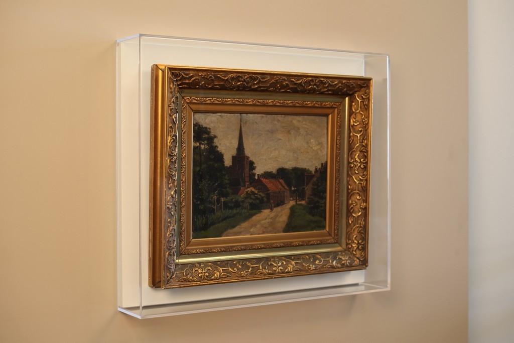 Gemäldeabdeckung Amsterdam